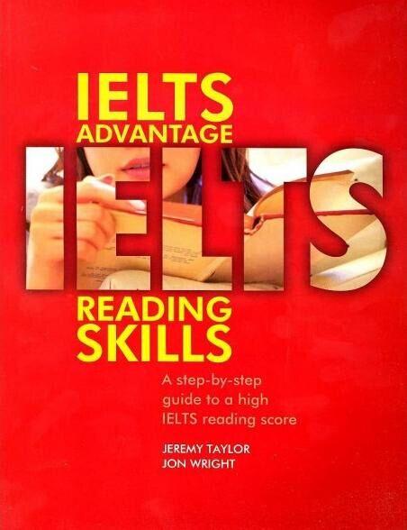 【雅思·资料】IELTS Advantage - Reading Skills(珍贵原著)全套