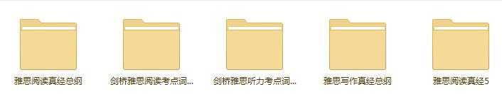 刘洪波雅思真经必修五本书PDF+MP3下载资源大全