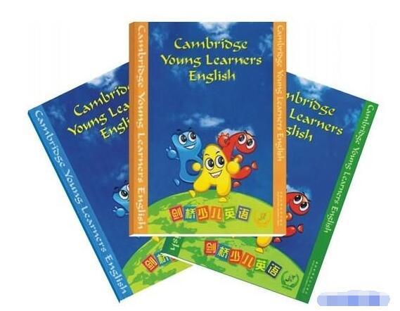 剑桥少儿英语1-3级(非常好的儿童学英语视频教程)下载