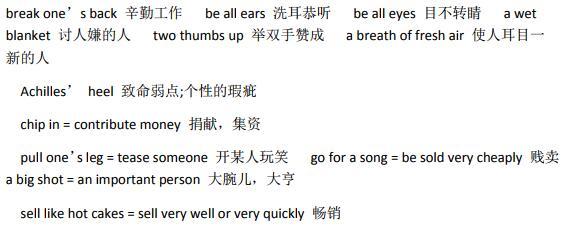 托福口语练习