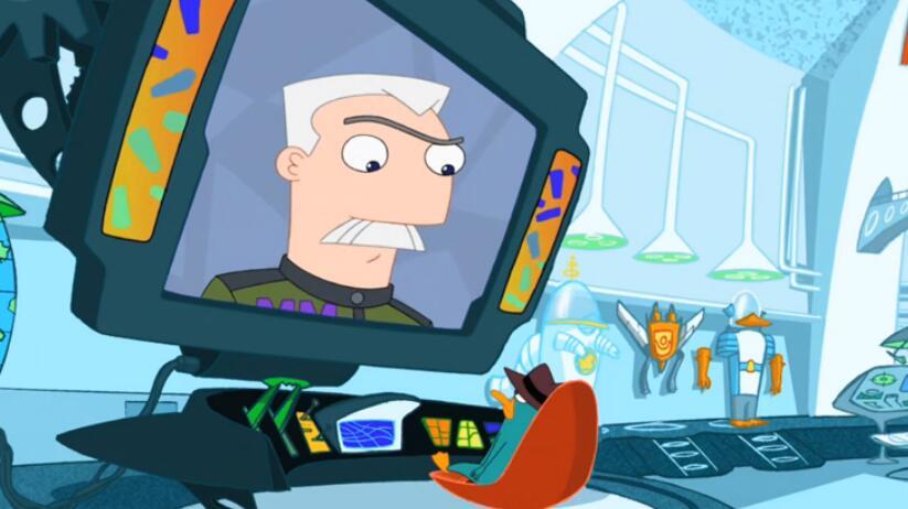 少儿英语动画  《飞哥与小佛 Phineas and Ferb》第三季电子课件