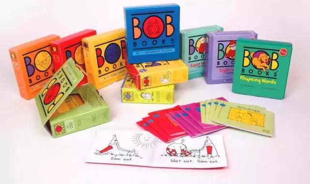 鲍勃少儿英语分级读物系列Bob books Set 1资源大全