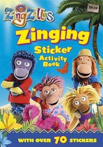 儿童英文动画片《ZingZillas音乐精灵》百度网盘!