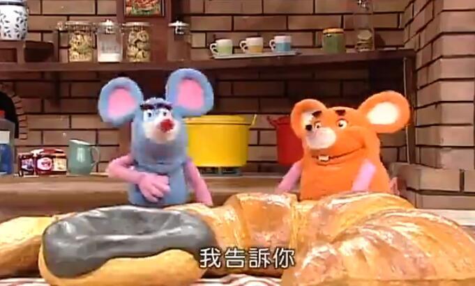 儿童美语教学视频 《美语烘焙屋ABC Bakery》 1-4季资源分享