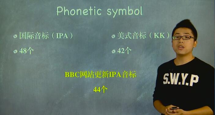 小学英语音标教程  发音不标准就跟褚老师一起学习吧(电子版+视频)
