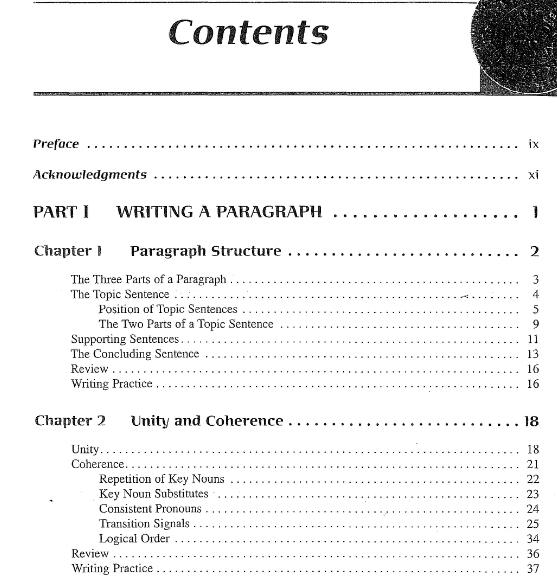 朗文出版《Writing Academic English》英文原版写作辅导书资源大全