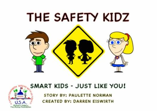 美国儿童安全指南:《ABC's Safety》云盘免费领取(电子版+视频)