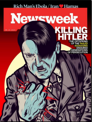 美国热门时事杂志《Newsweek 新闻周刊》高清下载学习资源下载!