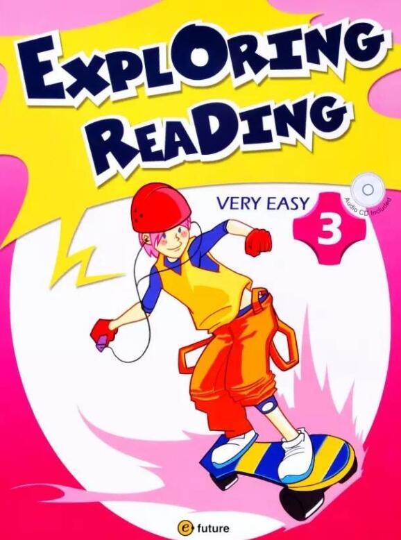 少儿英语教材书籍 《Exploring Reading》教材免费下载下载