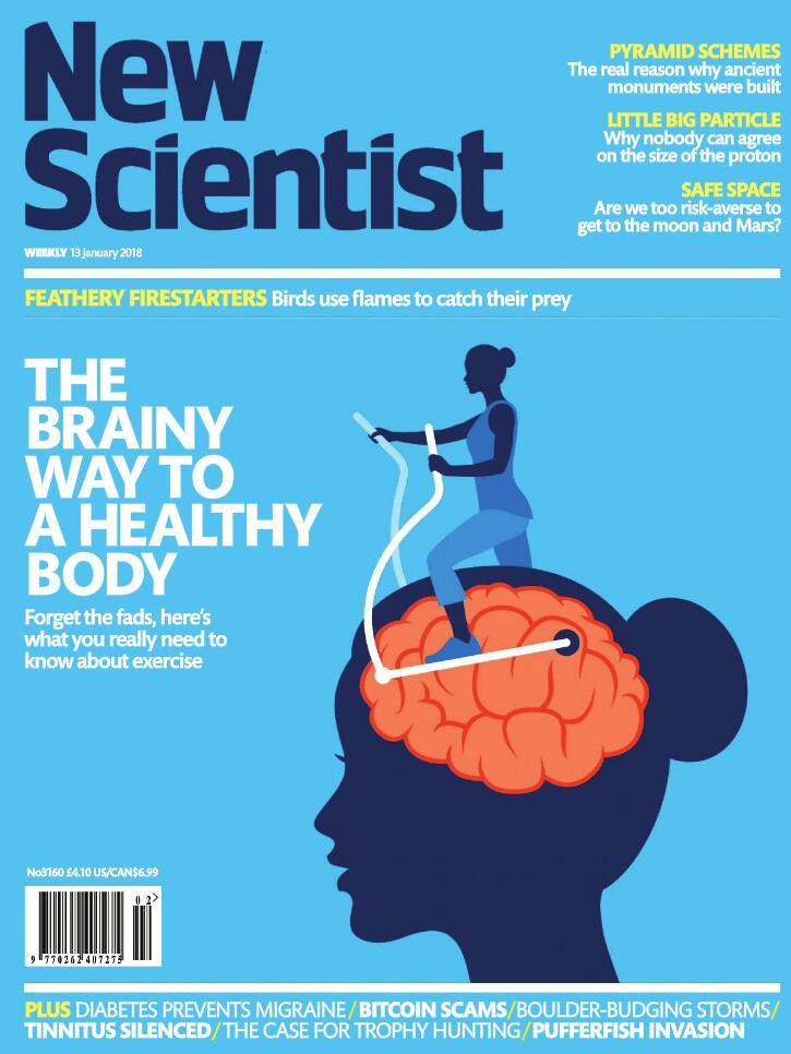 《新科学家》(New scientist)—— 1.13~1.19期pdf分享!