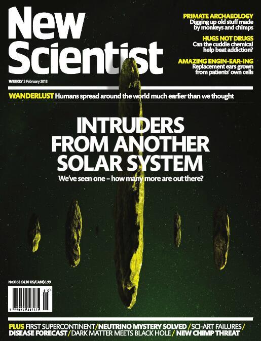 《新科学家》(New scientist)—— 2.03~2.09期学习分享
