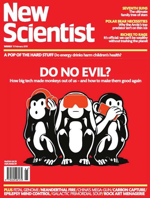 《新科学家》(New scientist)—— 2.10~2.16期