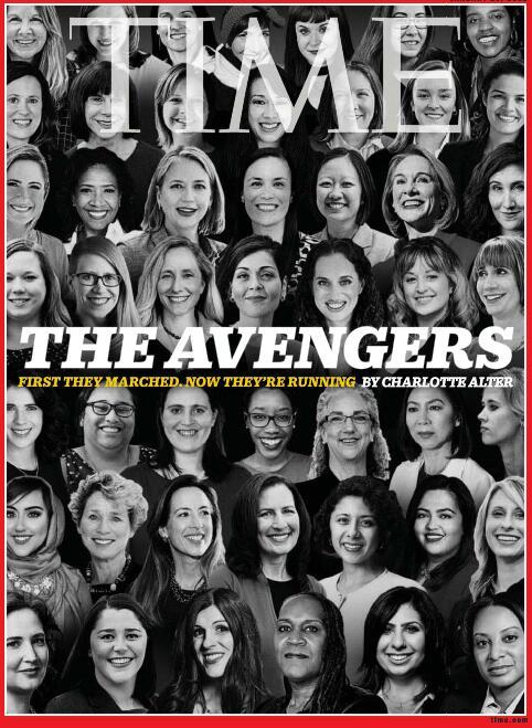 美国《时代周刊》杂志(Time)电子版 —— 2018.1.29期网盘下载!