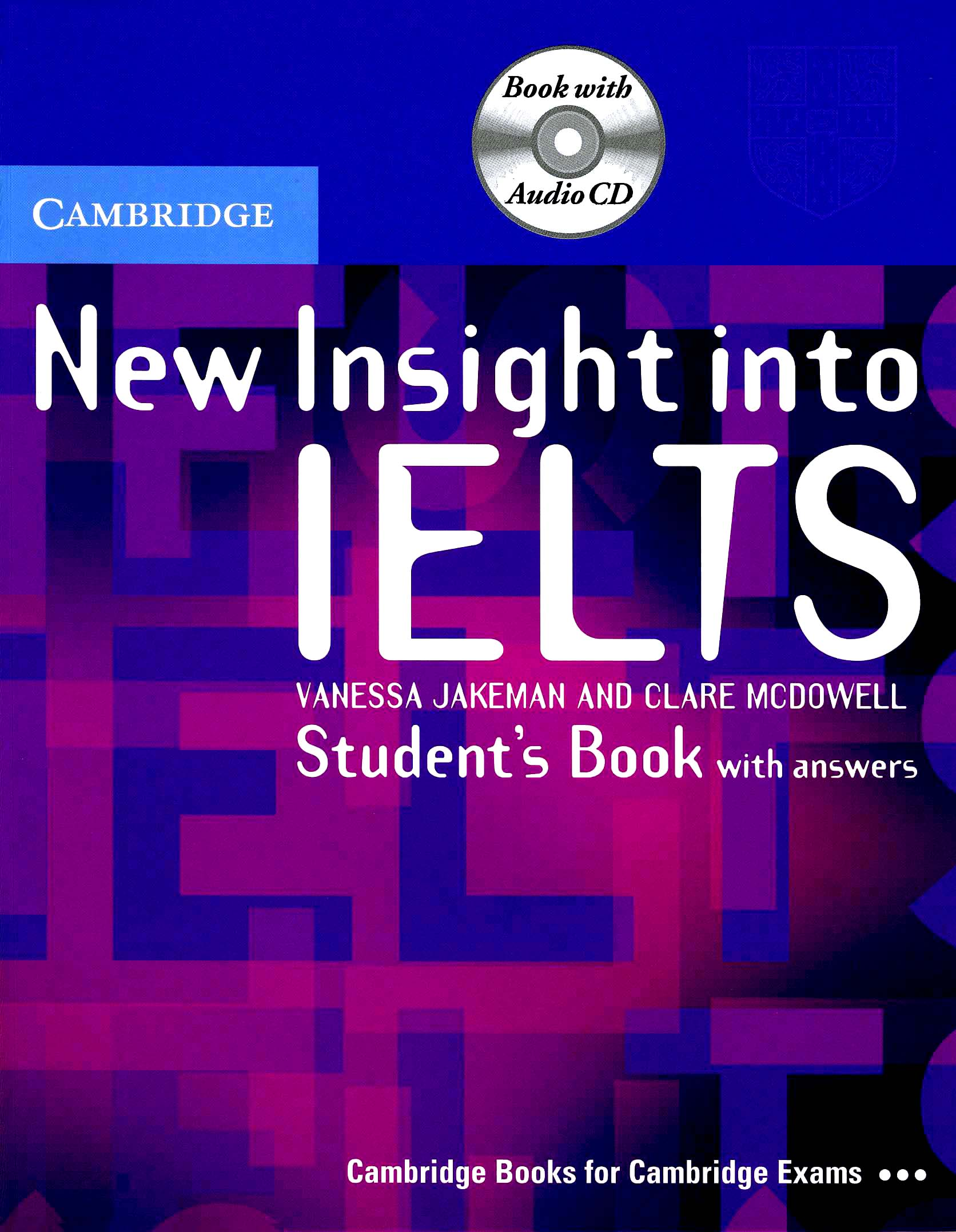 New Insight into IELTS Student's Book PDF+MP3下载网盘下载!