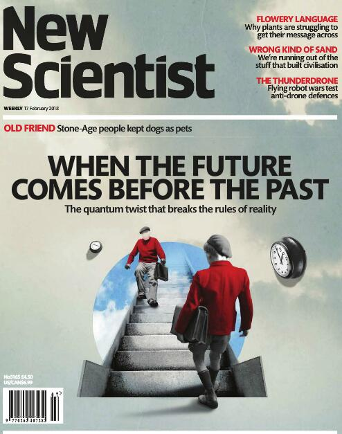 《新科学家》(New scientist)—— 2.17~2.23期最齐全