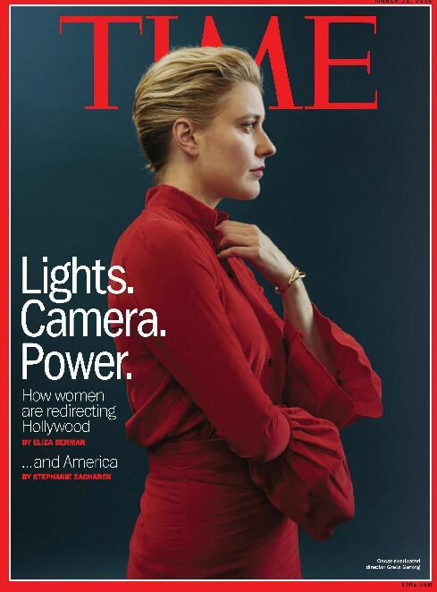 美国《时代周刊》杂志(Time)电子版 —— 2018.3.12期免费下载