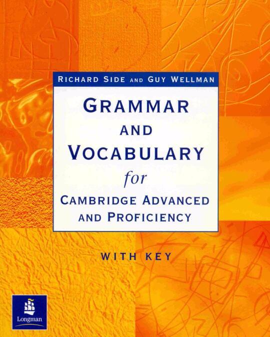 剑桥语法与词汇进阶与精通——PDF云盘下载资源分享!