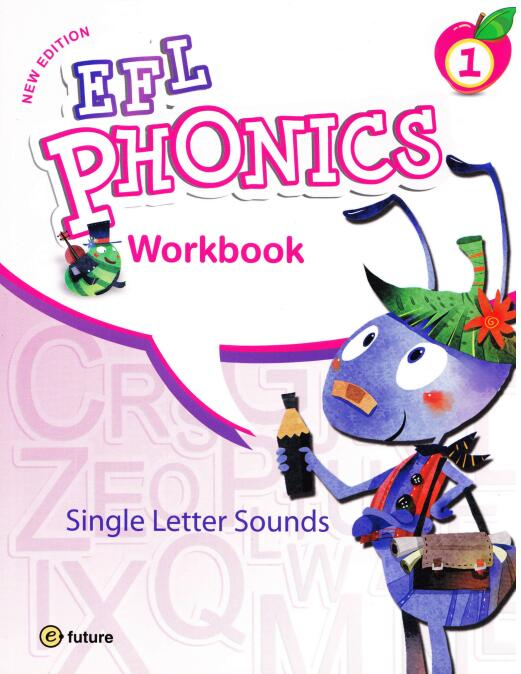 麦克森 EFL Phonics   少儿英语原版教材—— PDF+MP3