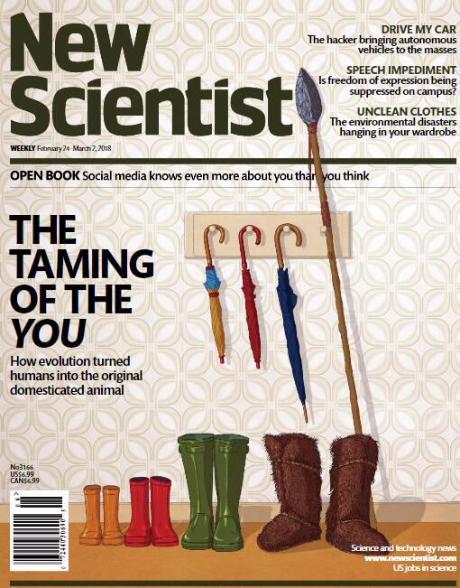 《新科学家》(New scientist)—— 2.24~3.2期百度云!