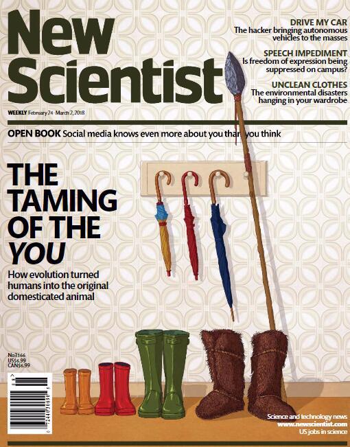 《新科学家》(New scientist)—— 2.24~3.2期系列分享!