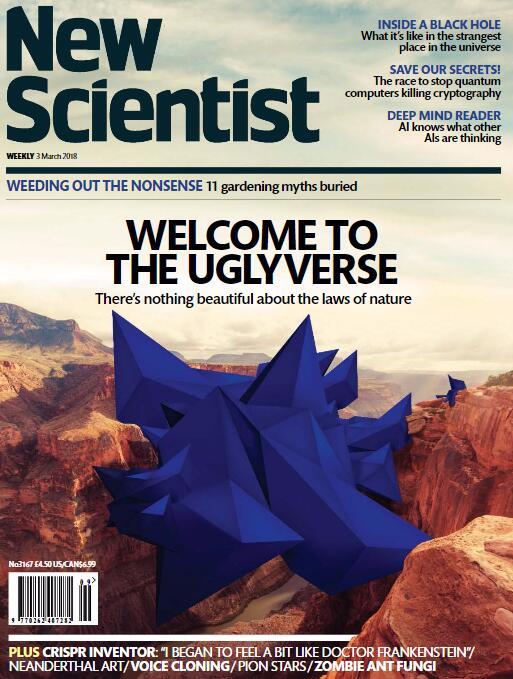 《新科学家》(New scientist)—— 3.3~3.9期视频分享!
