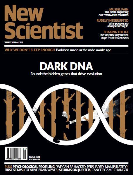 《新科学家》(New scientist)—— 3.10~3.16期无偿分享!