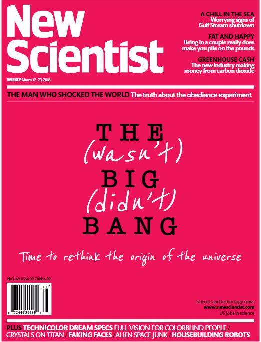 《新科学家》(New scientist)—— 3.17~3.23期免费下载地址。