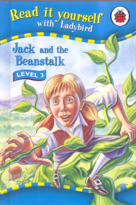 少儿英语杂志瓢虫Ladybird分级阅读《杰克与魔克》免费下载地址。