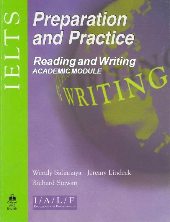 【英文原版雅思教材】IELTS Preparation and Practice-Reading&Writing全套分享