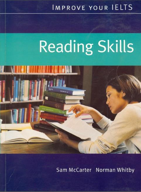 【英文原版书】Improve Your IELTS Reading Skills电子版分享!