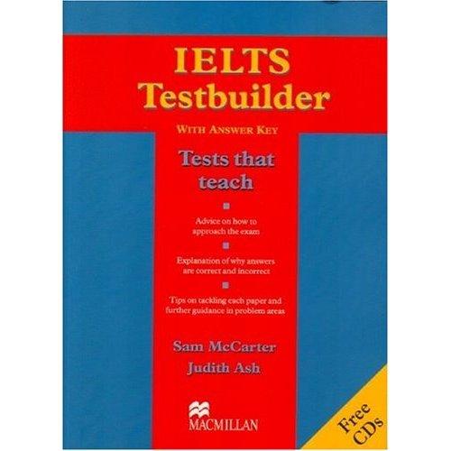 【英文原版书】IELTS Testbuilder 1 PDF+MP3打包下载百度云分享!