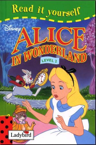 英文杂志瓢虫Ladybird分级阅读《爱丽丝历险记》分享值得收藏!
