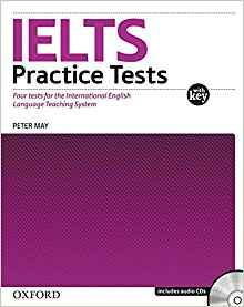 【英文原版书】Oxford IELTS Practice Tests PDF+MP3打包下载pdf百度云!