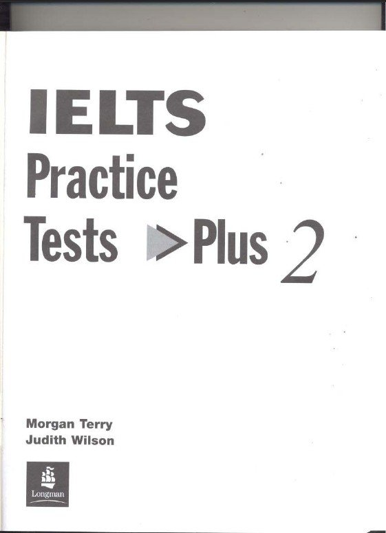 【英文原版书】Longman IELTS Practice Test Plus2 PDF+MP3打包下载