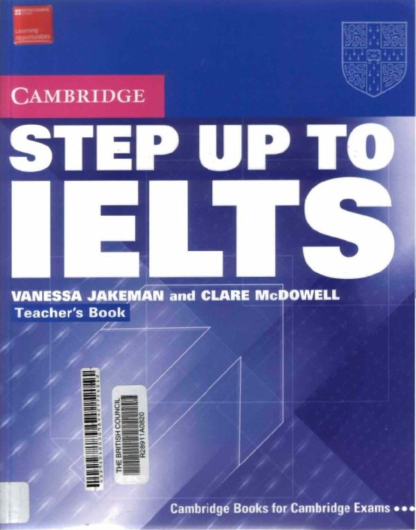 【英文原版书】Step Up To IELTS PDF+MP3打包下载免费资料