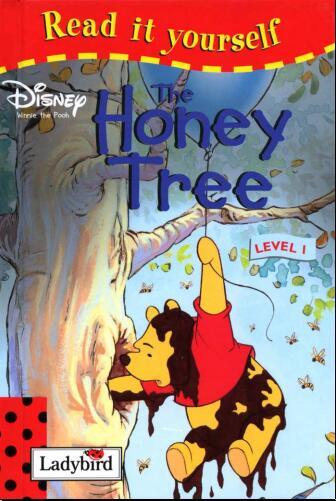 儿童英语杂志  瓢虫Ladybird分级阅读《树上的蜂蜜》分享值得收藏!