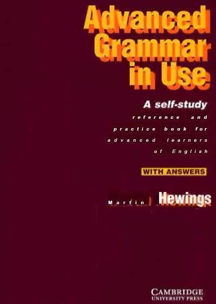 合适儿童的英语学习教材 剑桥英语语法、词汇在用中、高级版PDF下载免费领取!