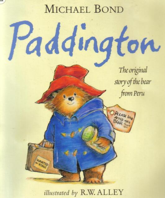 少儿英语桥梁书 帕丁顿熊 Paddington Bear资源共享系列分享!