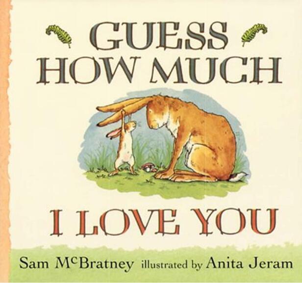原版少儿英语绘本 《猜猜我有多爱你》多种方式课下载pdf百度云!