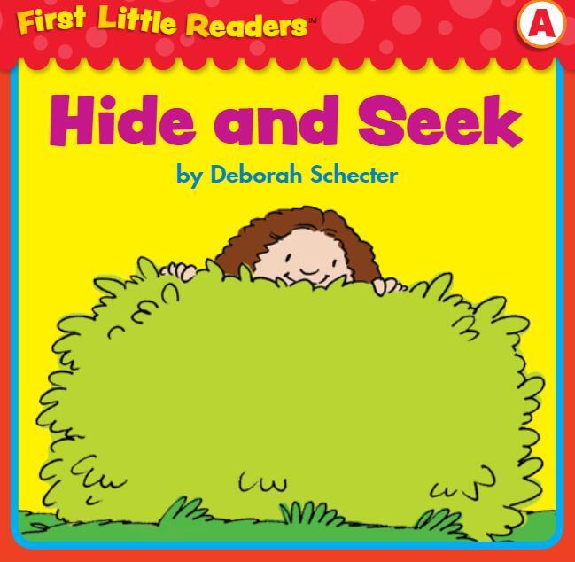 儿童英语分级读物  《First Little Readers》—— 高清PDF资源资源下载