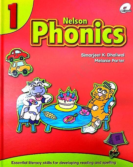 尼尔森自然拼读  外教视频课程+ 配套pdf电子教材