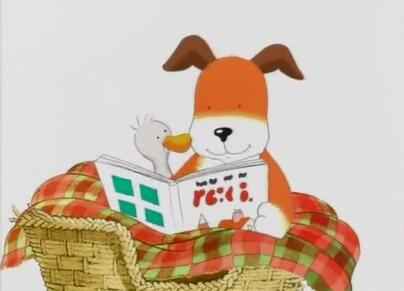 6岁以下孩子观看--《Kipper the Dog小狗卡皮》英文动画第三季学习资源下载!