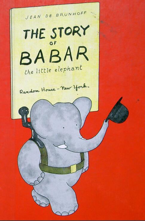 少儿英语绘本--小象Babar的故事--The Story of Babar下载百度云!