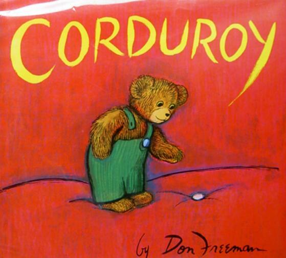 少儿英语绘本--温暖可爱的《小熊Corduroy》下载资源分享!