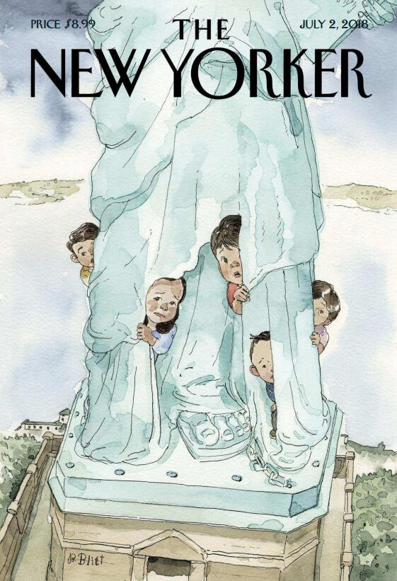 雅思阅读拓展资料《The New Yorker》—— 更新至2018年7月