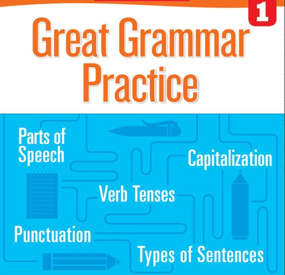 《Great Grammar Practice 》G1-6册—— 高清PDF云盘资源