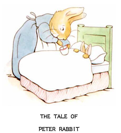 少儿英语绘本-兔子皮特历险记-The Tale of Peter Rabbit下载(电子版+视频)