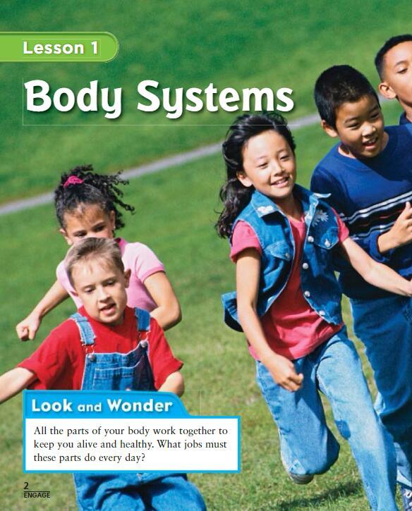 《The human body》英语科普读物—— 云盘免费下载视频分享!
