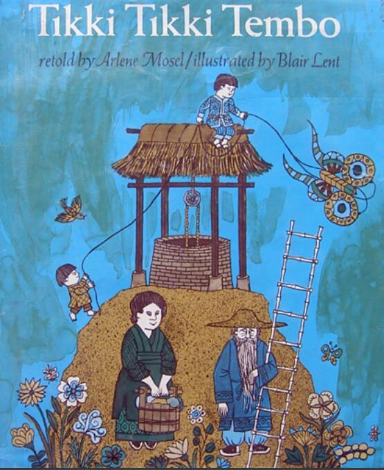 少儿英语绘本Tikki Tikki Tembo下载---适合6岁以上儿童百度云下载