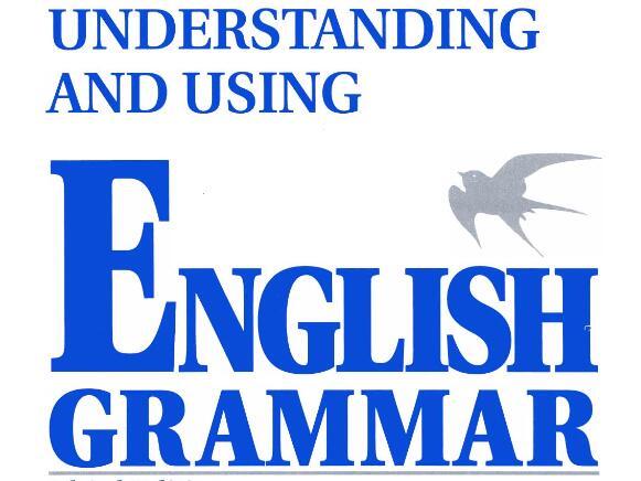 北美经典语法教材书 《理解和应用英语语法》云盘下载网盘自取。